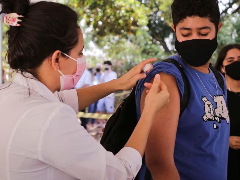 São Paulo terá vacinação contra a covid-19 no feriado prolongado - Reprodução