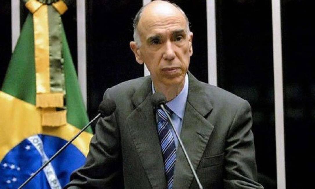 Políticos lamentam a morte do ex-vice-presidente Marco Maciel - Divulgação/Agência Senado