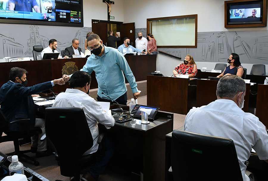 Araçatuba: vereadores discutem três proposições nesta quarta (13) - Angelo Cardoso/Câmara de Araçatuba