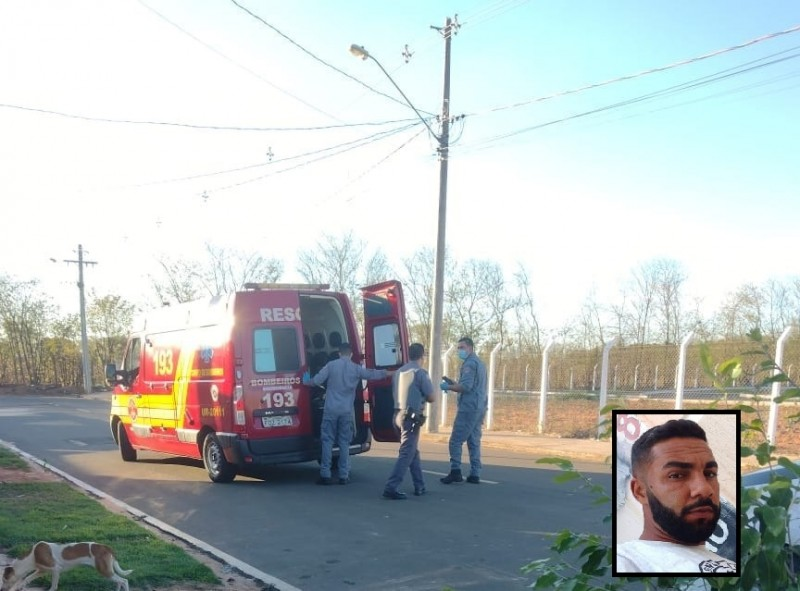Barbeiro é assassinado com tiro em bairro de Penápolis - Reprodução/Jornal Interior