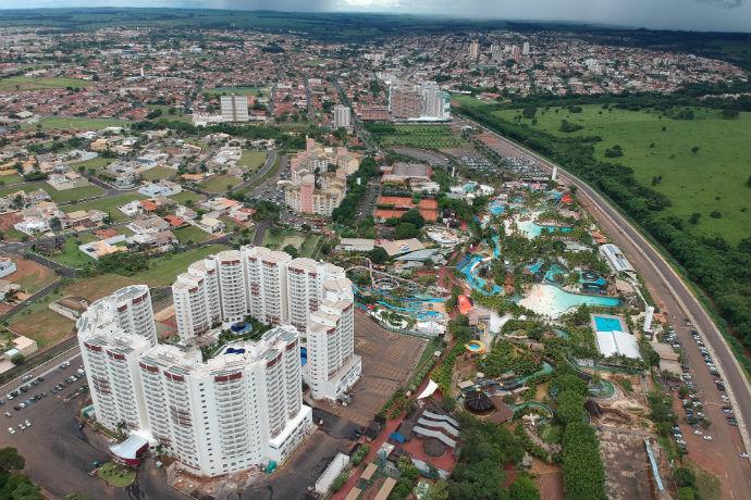 Cidade de Olímpia deve receber seis milhões de turistas - Reprodução