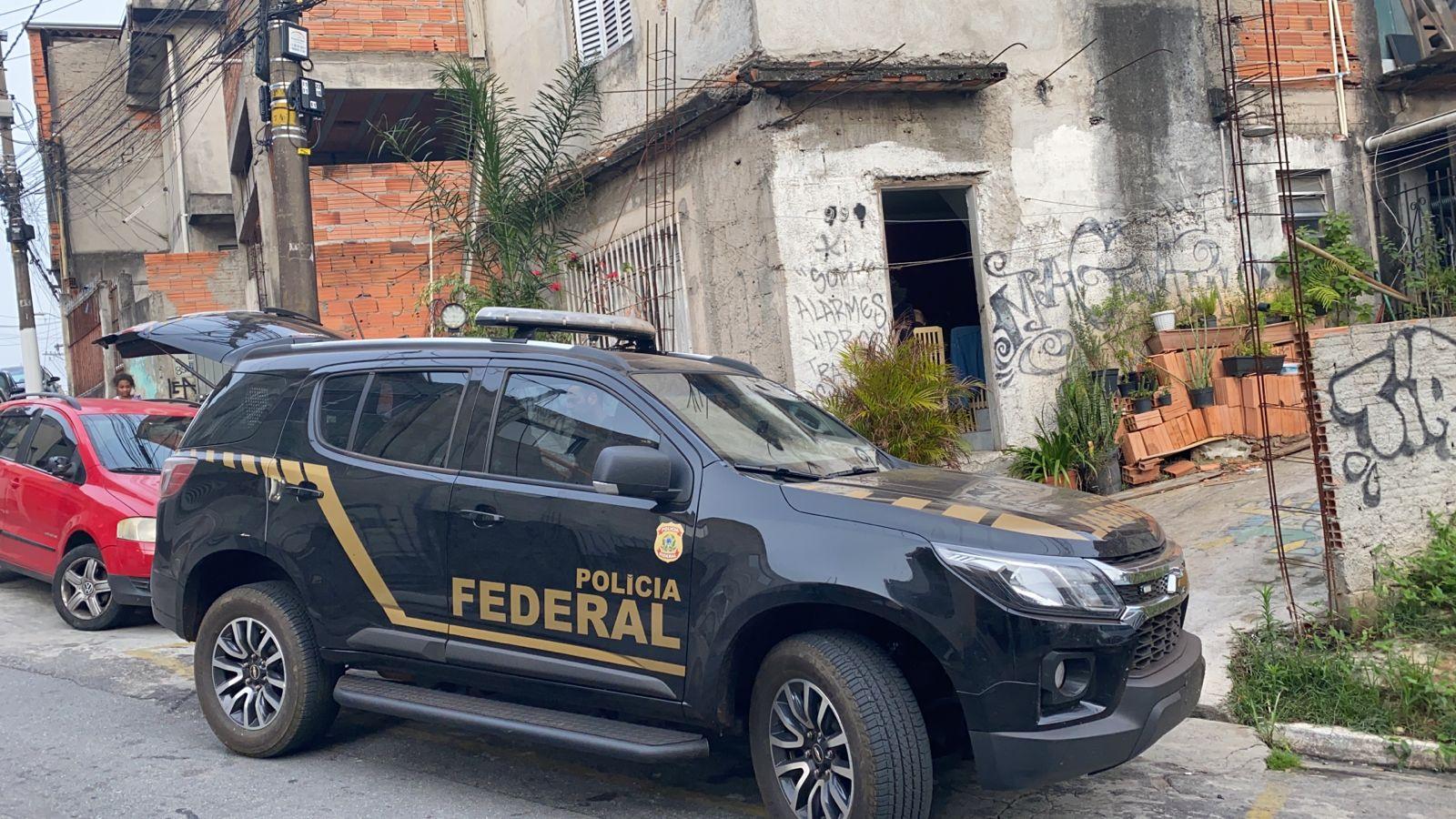 Mega-assalto em Araçatuba: PF prende sete suspeitos em SP e no interior - Divulgação/PF
